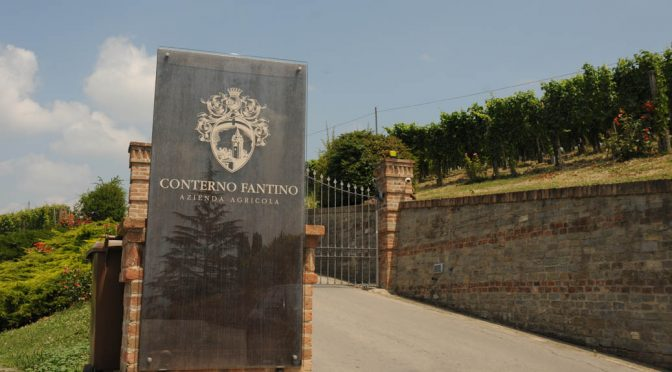 2017 Conterno Fantino, Barbera d'Alba Vignota, Piemonte, Italien
