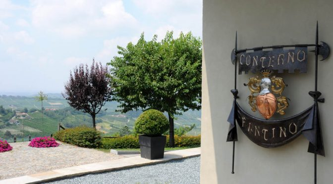 2017 Conterno Fantino, Langhe Nebbiolo Ginestrino, Piemonte, Italien