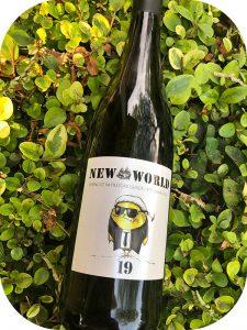 2018 Weingut Artur Steinmann, Sommerhausen Ölspiel New World Edition 19, Franken, Tyskland