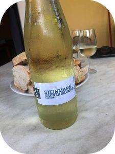 2018 Weingut Artur Steinmann, Frank & Frei Grüner Silvaner, Franken, Tyskland
