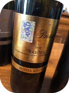 2010 Parusso, Barolo Bussia Riserva Oro, Piemonte, Italien