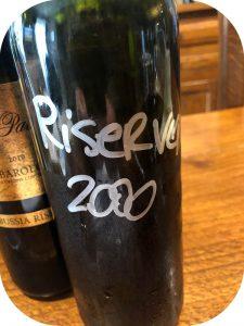 2000 Parusso, Barolo Bussia Riserva XX, Piemonte, Italien