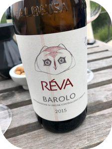 2015 Réva, Barolo, Piemonte, Italien