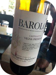 2015 Conterno Fantino, Barolo Castelletto Vigna Pressenda, Piemonte, Italien