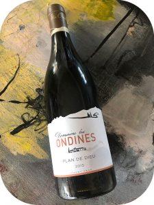 2015 Domaine les Ondines, Plan de Dieu Côtes du Rhône Villages, Rhône, Frankrig
