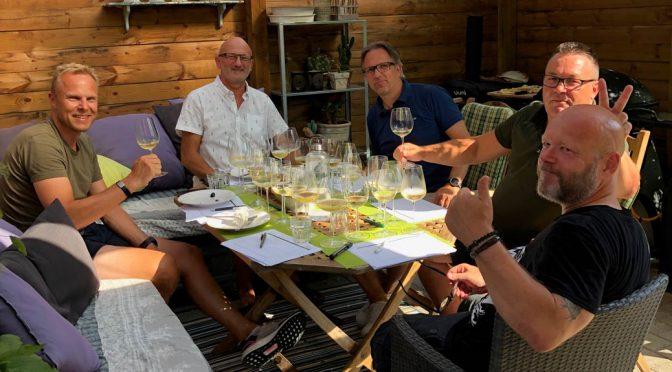 Houlberg kårer bedste Alsace Riesling … sammen med en lille jury