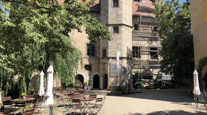 Besøg hos Weingut Schloss Sommerhausen … en tysk sommerdag