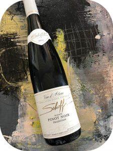 2014 Domaine Schoffit, Pinot Noir Tradition, Alsace, Frankrig
