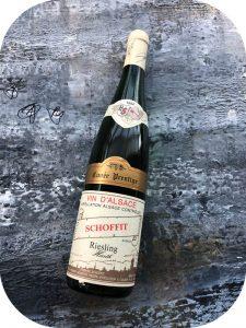 1994 Domaine Schoffit, Riesling Harth Cuvée Prestige, Alsace, Frankrig