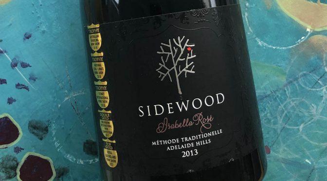 2013 Sidewood Estate, Isabella Rosé Sparkling, Adelaide Hills, Australien
