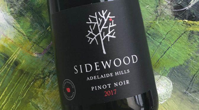 2017 Sidewood Estate, Pinot Noir, Adelaide Hills, Australien