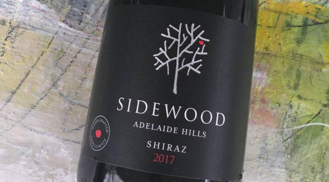 2017 Sidewood Estate, Shiraz, Adelaide Hills, Australien