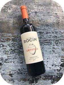 2018 Herdade do Rocim, Amphora Tinto, Alentejo, Portugal