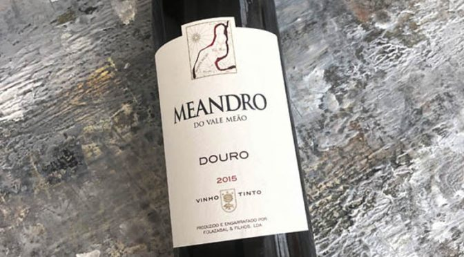 2015 Quinta do Vale Meâo, Meandro Tinto, Douro, Portugal