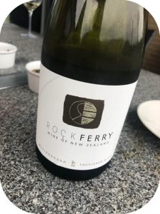 2014 Rock Ferry Wines, Sauvignon Blanc, Marlborough, New Zealand