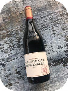 2016 Weingut Julia Bertram, Marienthaler Trotzenberg Spätburgunder, Ahr, Tyskland