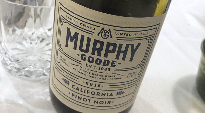 2016 Murphy-Goode Winery, Pinot Noir, Californien, USA