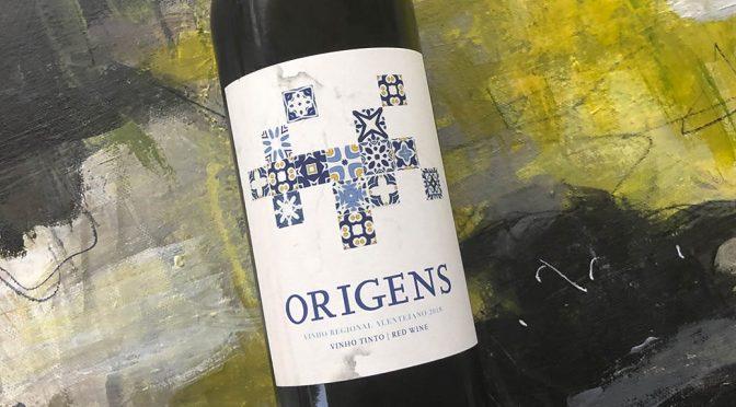 2018 Espaço Rural, Origens Vinho Tinto, Alentejo, Portugal
