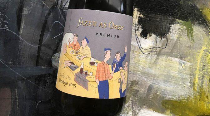 2015 Sovibor, Fazer as Onze Premium, Alentejo, Portugal