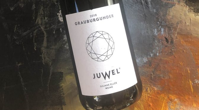 2018 Weingut Juwel, Grauburgunder, Rheinhessen, Tyskland
