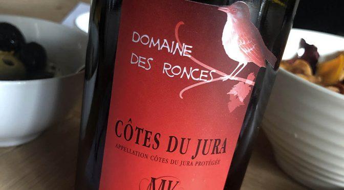 2015 Domaine des Ronces, Pinot Noir, Jura, Frankrig