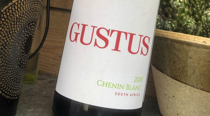 2018 Darling Cellars, Gustus Chenin Blanc, Western Cape, Sydafrika