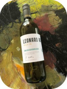 2018 Calabria Family Wines, Leonard Road Villa 116 Semillon Sauvignon Blanc, New South Wales, Australien
