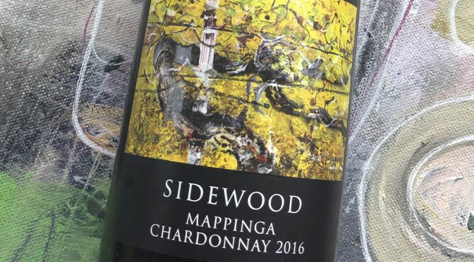 2016 Sidewood Estate, Mappinga Chardonnay, Adelaide Hills, Australien