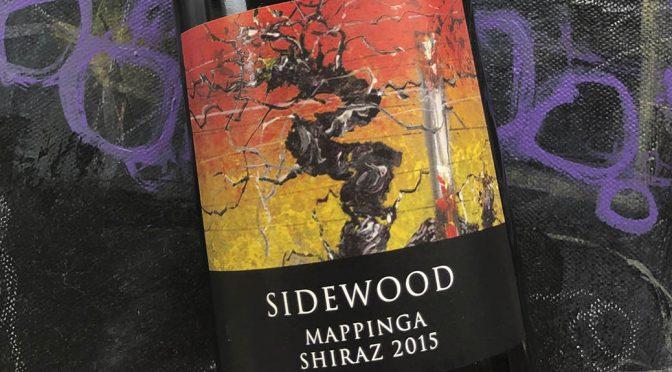 2015 Sidewood Estate, Mappinga Shiraz, Adelaide Hills, Australien