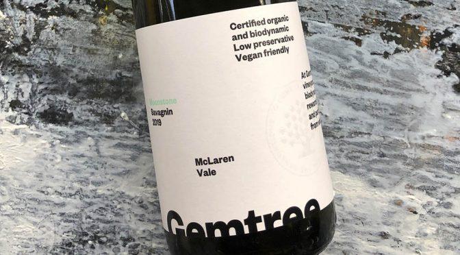 2019 Gemtree Wines, Moonstone Savagnin, McLaren Vale, Australien