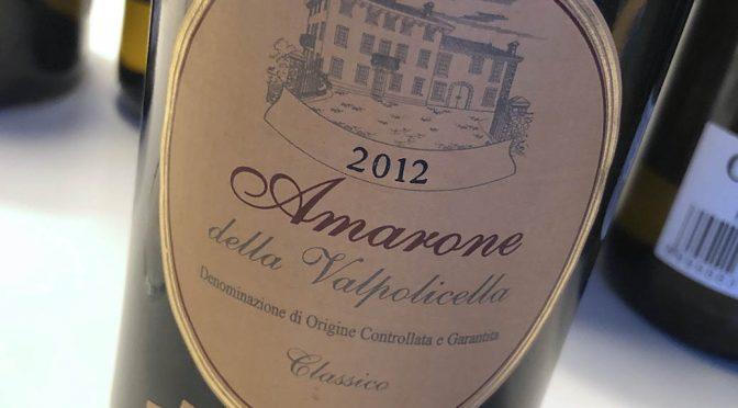 2012 Luigi Righetti, Amarone della Valpolicella Classico, Veneto, Italien