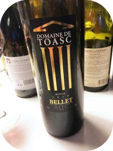 2010 Domaine de Toasc, Bellet Rouge, Provence, Frankrig