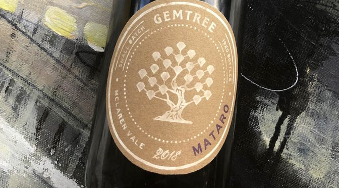 2018 Gemtree Wines, Small Batch Mataro, McLaren Vale, Australien