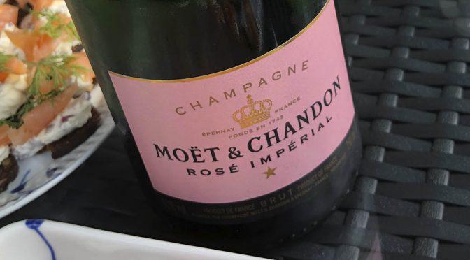 N.V. Moët & Chandon, Rosé Impérial, Champagne, Frankrig