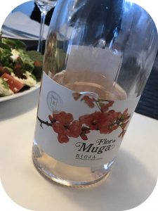 2018 Bodegas Muga, Flor de Muga Rosé, Rioja, Spanien