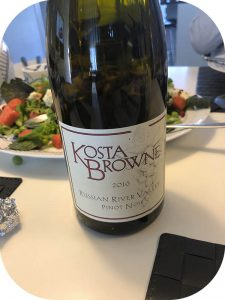2016 Kosta Browne Winery, Russian River Valley Pinot Noir, Californien, USA