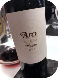 2015 Bodegas Muga, Aro, Rioja, Spanien