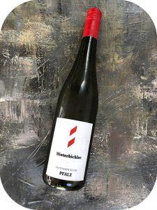 2018 Weingut Hinterbichler, Sauvignon Blanc, Pfalz, Tyskland