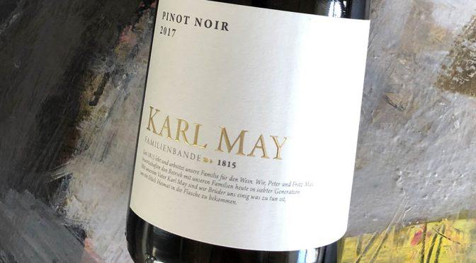 2017 Weingut Karl May, Pinot Noir, Rheinhessen, Tyskland