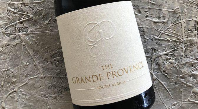 2014 Grande Provence Heritage Wine Estate, The Grande Provence Blanc, Western Cape, Sydafrika