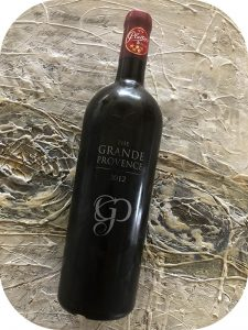 2012 Grande Provence Heritage Wine Estate, The Grande Provence Rouge, Western Cape, Sydafrika