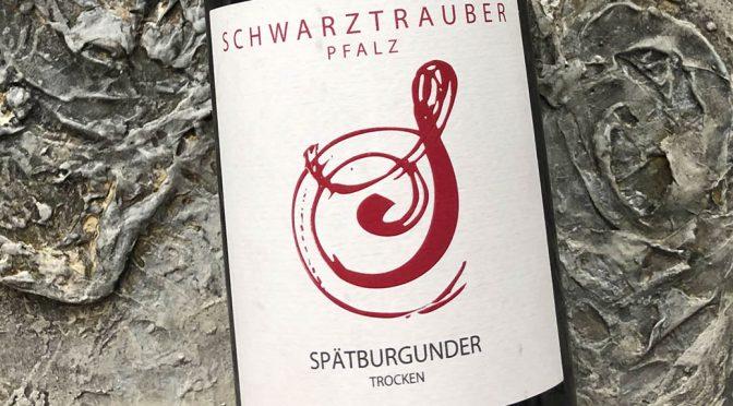 2018 Weingut Schwarztrauber, Spätburgunder, Pfalz, Tyskland