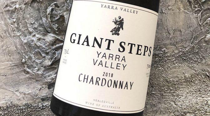 2018 Giant Steps Wine, Yarra Valley Chardonnay, Victoria, Australien