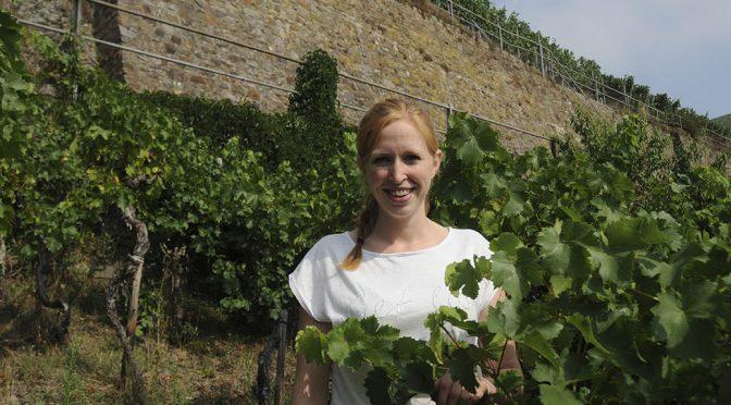 Besøg hos Weingut Julia Bertram … den sødeste og dygtigste Ahr-Winzerin