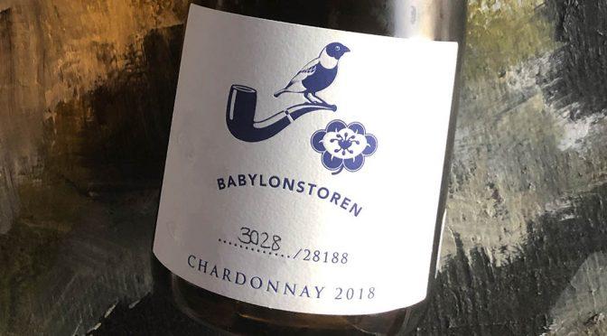 2018 Babylonstoren, Chardonnay, Western Cape, Sydafrika