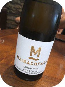 2018 Weingut Maibachfarm, Ahrweiler Grauburgunder & Chardonnay, Ahr, Tyskland