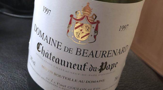 1997 Domaine de Beaurenard, Châteauneuf-du-Pape, Rhône, Frankrig