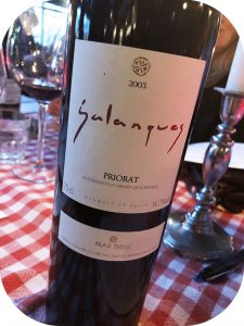 2003 Celler Mas Doix, Salanques, Priorat, Spanien