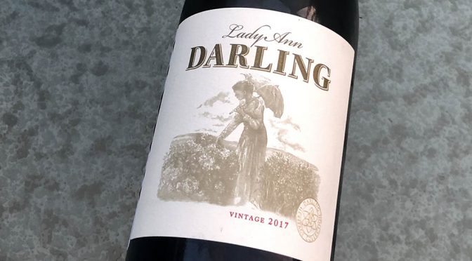 2017 Darling Cellars, Lady Ann Darling, Western Cape, Sydafrika