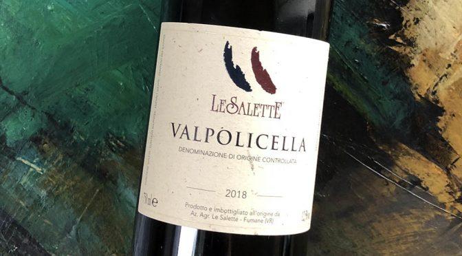 2018 Le Salette, Valpolicella Classico, Veneto, Italien